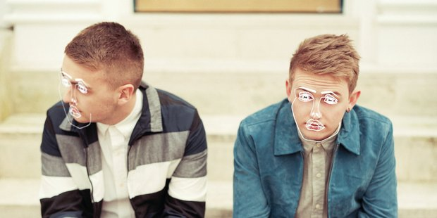 Guy and Howard Lawrence of Disclosure.