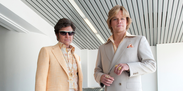 Michael Douglas is a revelation as Liberace, and Matt Damon puts in a touching performance as his younger lover.