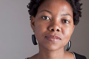 Writer NoViolet Bulawayo.