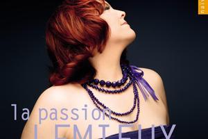 CD cover: Marie-Nicole Lemieux