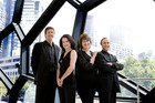 Australia's Goldner String Quartet is on tour around the North Island.