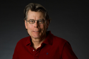Author Stephen King. Photo / Bloomberg
