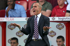 Paolo di Canio's temper was so unpopular it's reported players threatened to strike if he stayed after his rant about another Sunderland loss.  Photo / AP
