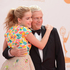 Kiernan Shipka and Robert Morse arrive at the 65th Primetime Emmy Awards. Photo / AP
