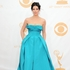 Jessica Pare arrives at the 65th Primetime Emmy Awards. Photo / AP