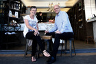 Jackie Grant (left) and Scott Brown, owners of The Store on Tamaki Drive, Kohimarama. Photo / NZH