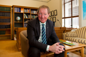 Conservation Minister Nick Smith. File photo / Mark Mitchell