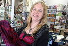 Donna Scarrow claims Wanganui district council members have come into her shop and threatened her because she sells legal highs.