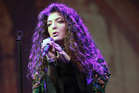 Lorde's album Pure Heroine has topped the the Australian iTunes charts. Photo / Norrie Montgomery