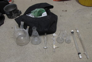 Tougher sentences are on the way for criminals who cook up methamphetamine in homes where children are present. Photo / NZ Herald