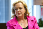 Justice Minister Judith Collins. Photo / Mark Mitchell