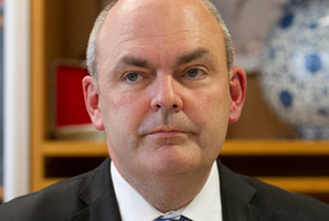 Tertiary Education Minister Steven Joyce. Photo / Mark Mitchell