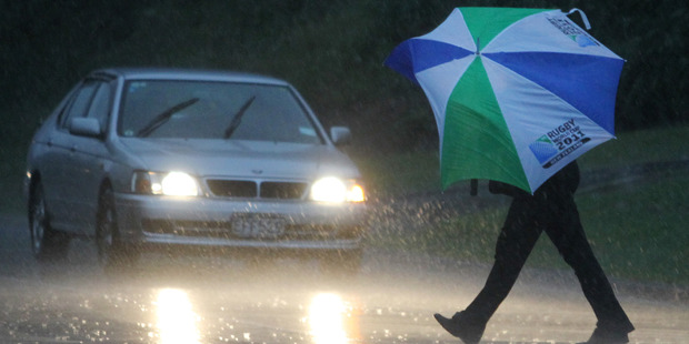 Wild weather is set to hit Northland.  Photo / File