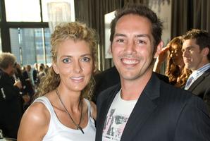 Sally Ridge and Adam Parore. Photo / File / Jason Dorday