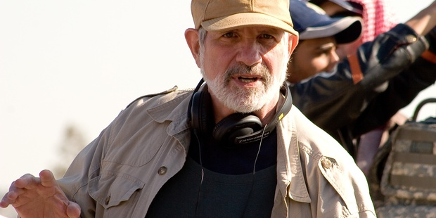 Director Brian De Palma. Photo / Robyn Harper