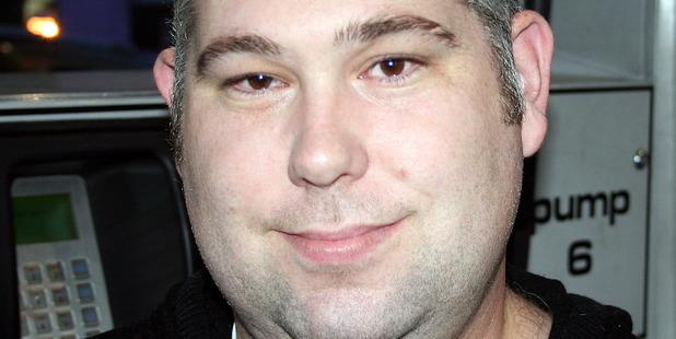 Hastings man Andrew McLaren has been shot in the back in Kenya.