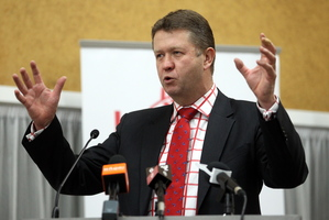 David Cunliffe.