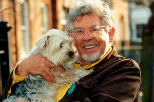 Entertainer Rolf Harris has been charged with 13 child sex offences.Photo / File