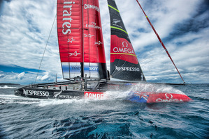 Our appetite for America's Cup hasn't diminished. Photo / Chris Cameron