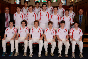 HISTORIC TOUR? Lindisfarne College cricket team off to Sri Lanka on Wednesday. Photo / supplied
