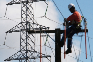Electricity companies have copped criticism because prices have surged 133% since 1999. Photo / APN