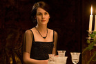 Michelle Dockery returns as Lady Mary in season four of Downton Abbey.