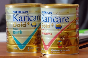 Nutricia's parent company is eyeing legal action.