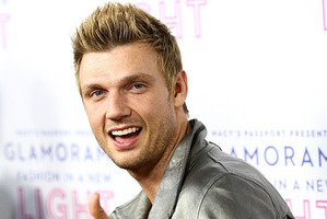 Nick Carter of the Backstreet Boys. Photo / AP