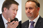 Labour leader David Cunliffe and Prime Minister John Key. Photos / Marty Melville/Mark Mitchell