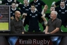 New Zealand Herald rugby scribes Wynne Gray and Gregor Paul discuss the upcoming test match against the formidable Pumas.