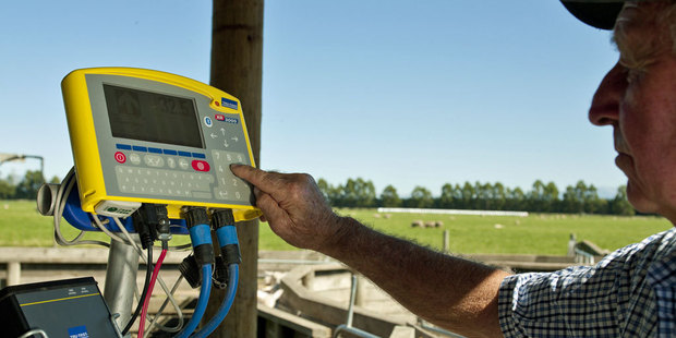 Tru-Test makes electric fence systems, livestock scales, electronic identification products and milk metering equipment.