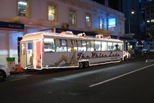 The White Lady van.Photo / Facebook