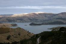 Christchurch's Port Hills. Photo / Thinkstock