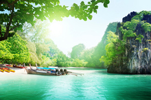 Diving and street markets for food are highlights of Thailand. Photo / Thinkstock