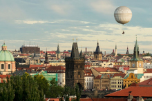 The romantic city of Prague. Photo / Thinkstock
