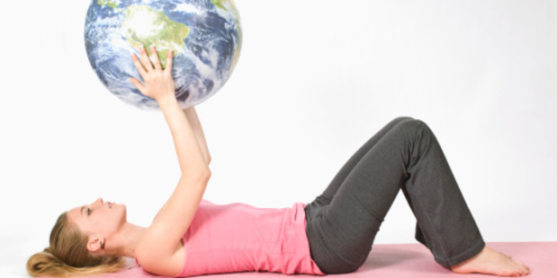 Women have an important part to plan in saving the world.Photo / Thinkstock