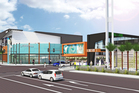 An artist's impression on an upgraded LynnMall. Photo / Supplied