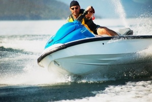 Jet skiers, love or loathe them? Photo / Thinkstock