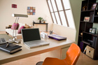 An organised and effective working environment will make all the difference in your home office. Photo / Thinkstock