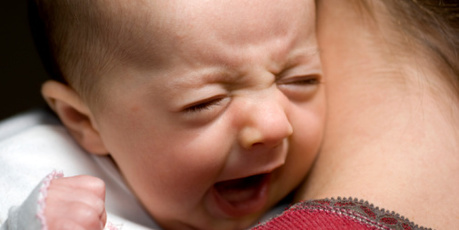 How do you feel about babies crying in public?Photo / Thinkstock