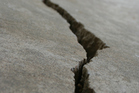 Crack in concrete Photo / Thinkstock