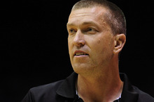 Breakers coach Andrej Lemanis. Photo / Getty Images.