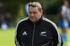 All Blacks Head Coach Steve Hansen is ranked 11th. Photo / Getty Images