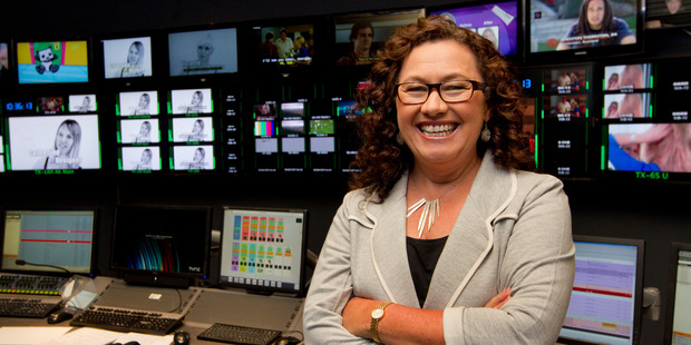 Raewyn Rasch is shrugging off criticism ahead of Seven Sharp's launch. Photo / Brett Phibbs