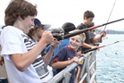 The always-popular Kids Gone Fishin' is a dead cert to pull in crowds of enthusiastic junior anglers.