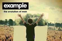 The Evolution of Man album cover. Photo / Supplied