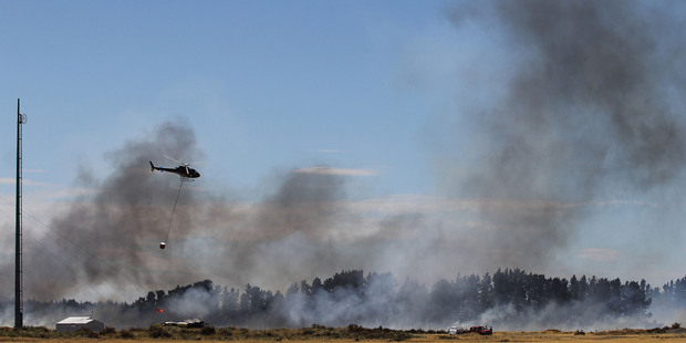 Loading Fire at the New Zealand Army's West Melton Rifle Range. Photo / Geoff Sloan