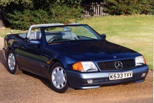 The Mercedes-Benz Sl is the top buy in a used car under $20,000.