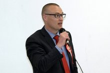 David Clark was disappointed his bill to raise the minimum wage didn't get the support needed. Photo / Otago Daily Times