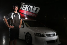 Shane van Gisbergen is returning to V8 Supercar racing at the wheel of a Holden after racing in a Ford.